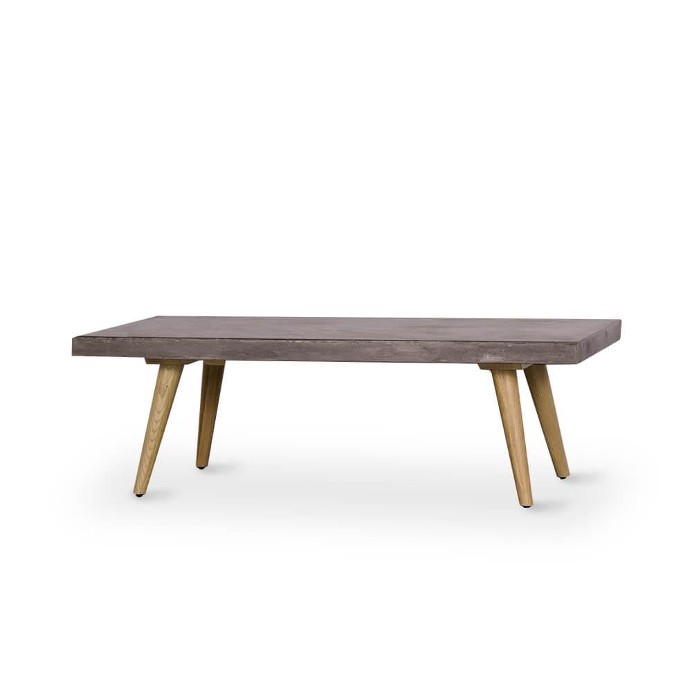 Adjustable Coffee Table Nz: CONCRETE GREY COFFEE TABLE