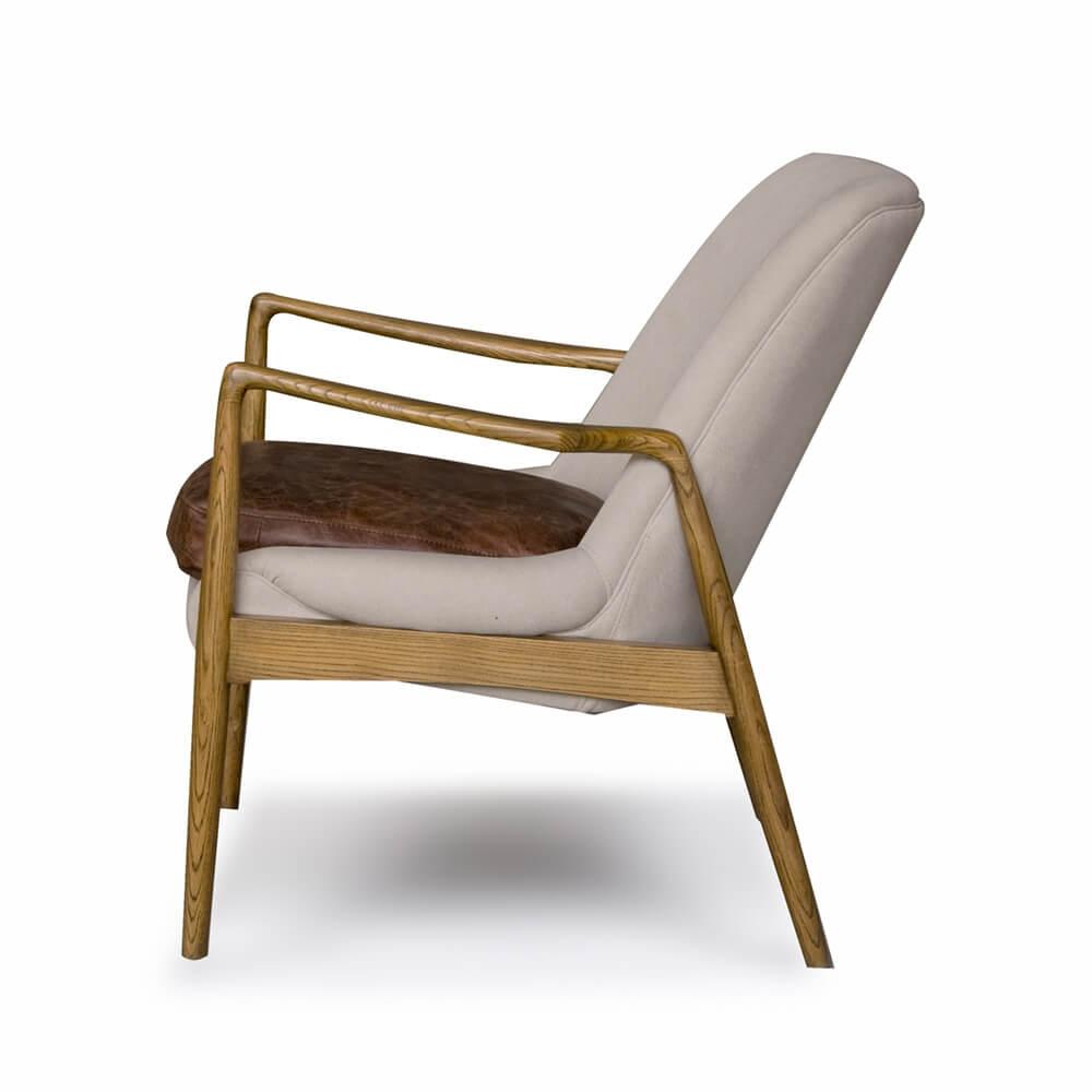 Steiner Canvas Armchair Lounge Amp Living