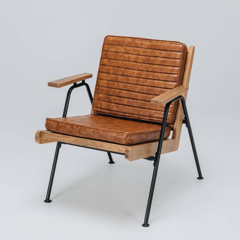 Runa Armchair Vintage Tan Lounge Amp Living