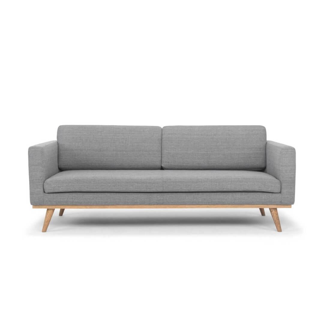 Helsinki 3 Seater Sofa Baltic Deep Grey Lounge Amp Living